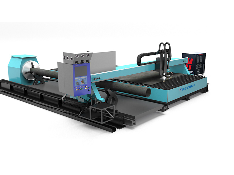 automatizuota vamzdžių pjaustymo mašina
