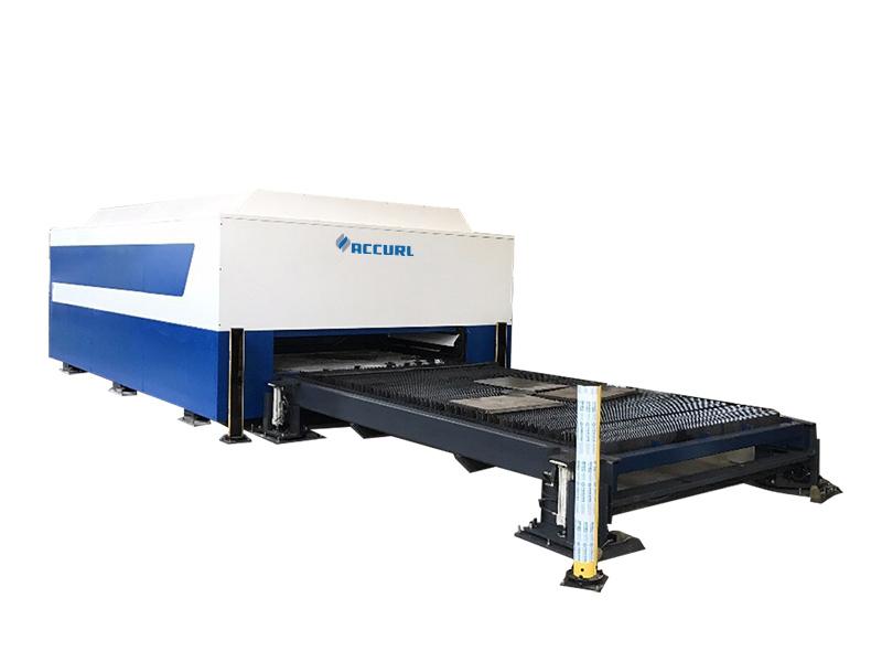 CNC lazerinio pjovimo staklės vaizdo įrašas