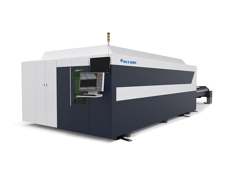 CNC metalo lazerinio pjovimo staklių kaina