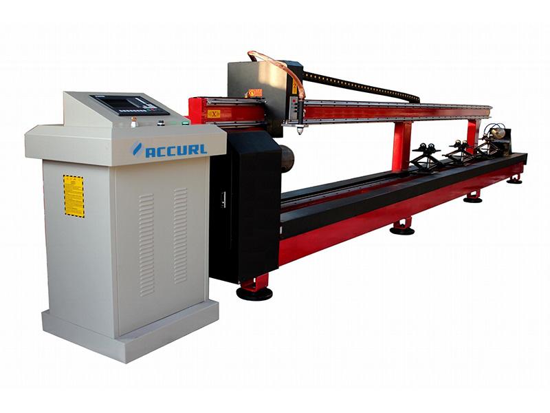 CNC vamzdžių profilio pjaustymo mašina