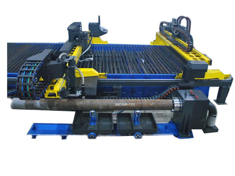 plieninių vamzdžių pjaustymo mašina